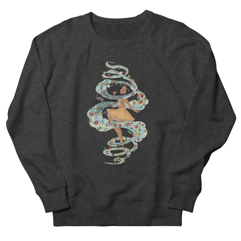 colors of the wind Women's Sweatshirt by kktty's Artist Shop