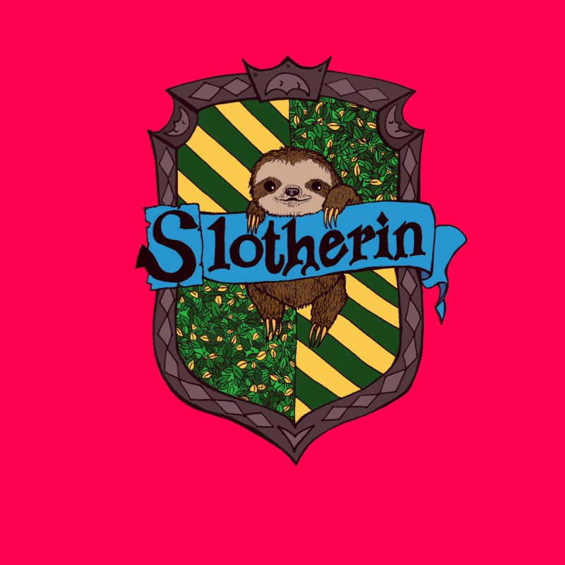 Slotherin by klarasvedang's Shop