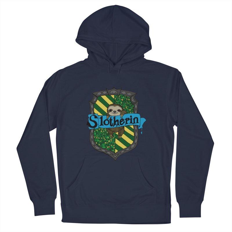 Slotherin Men's Pullover Hoody by klarasvedang's Shop