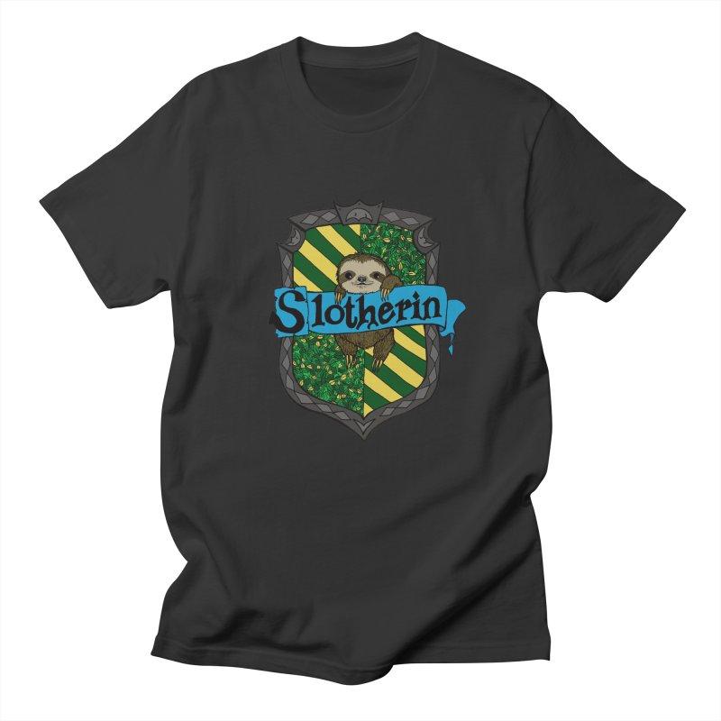 Slotherin Men's T-shirt by klarasvedang's Shop