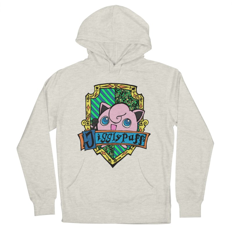 Jigglypuff Women's Pullover Hoody by klarasvedang's Shop