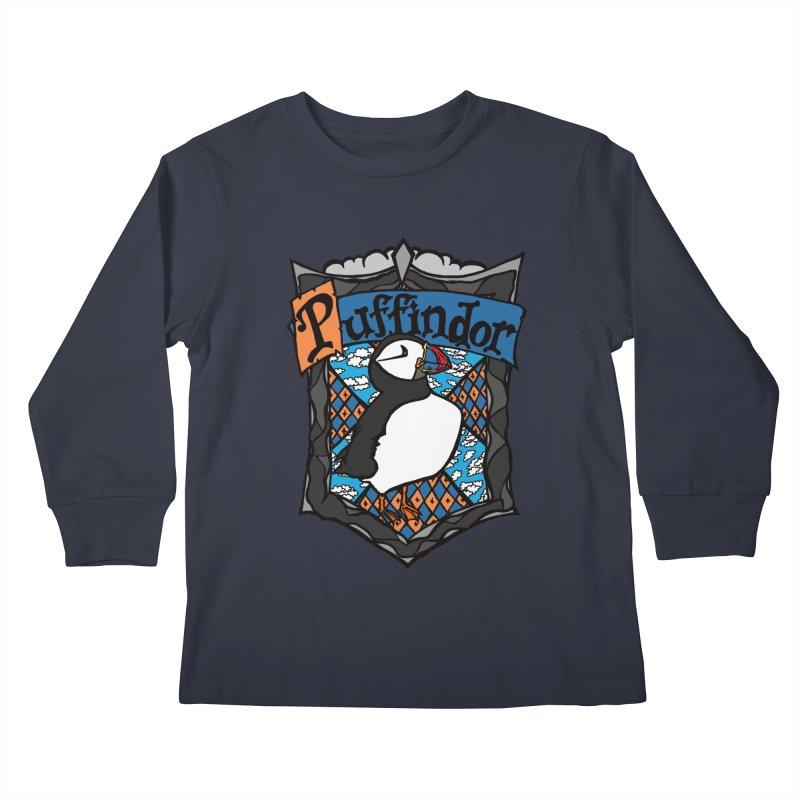 de5a88a3 Puffindor · Jigglypuff Kids Longsleeve T-Shirt by klarasvedang's Shop
