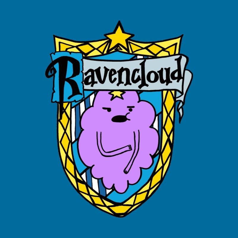 Ravencloud None  by klarasvedang's Shop