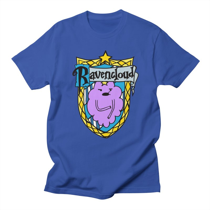 Ravencloud Men's T-Shirt by klarasvedang's Shop