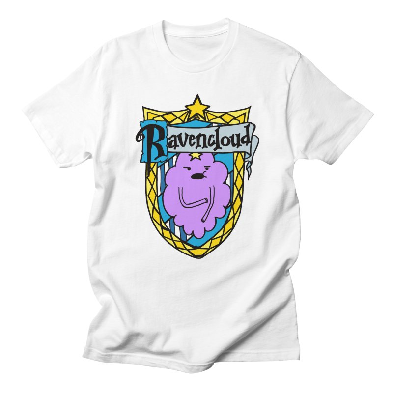 Ravencloud Men's T-shirt by klarasvedang's Shop