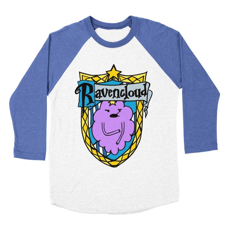 Ravencloud Men's Baseball Triblend T-Shirt by klarasvedang's Shop