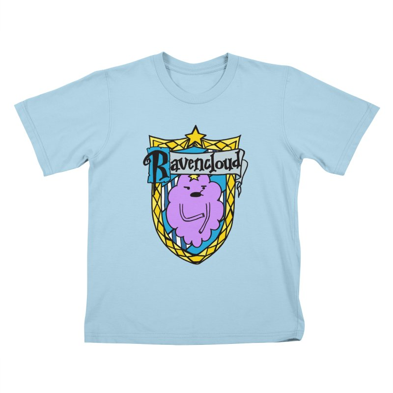 Ravencloud Kids T-shirt by klarasvedang's Shop