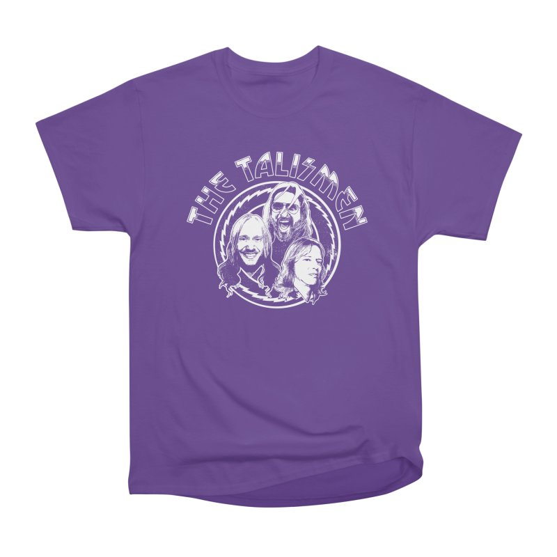 The Talismen Men's Heavyweight T-Shirt by Klick Tee Shop