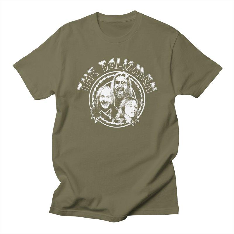 The Talismen Men's Regular T-Shirt by Klick Tee Shop