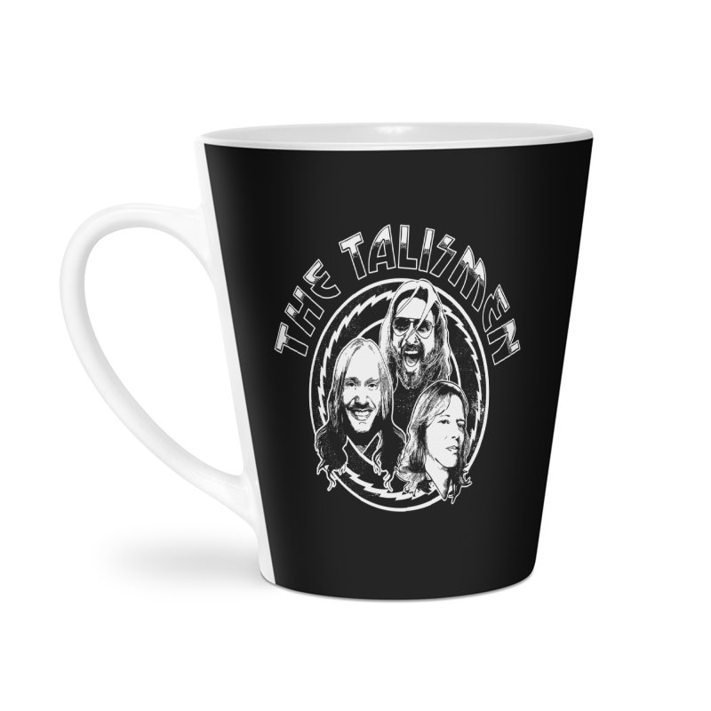The Talismen Accessories Latte Mug by Klick Tee Shop
