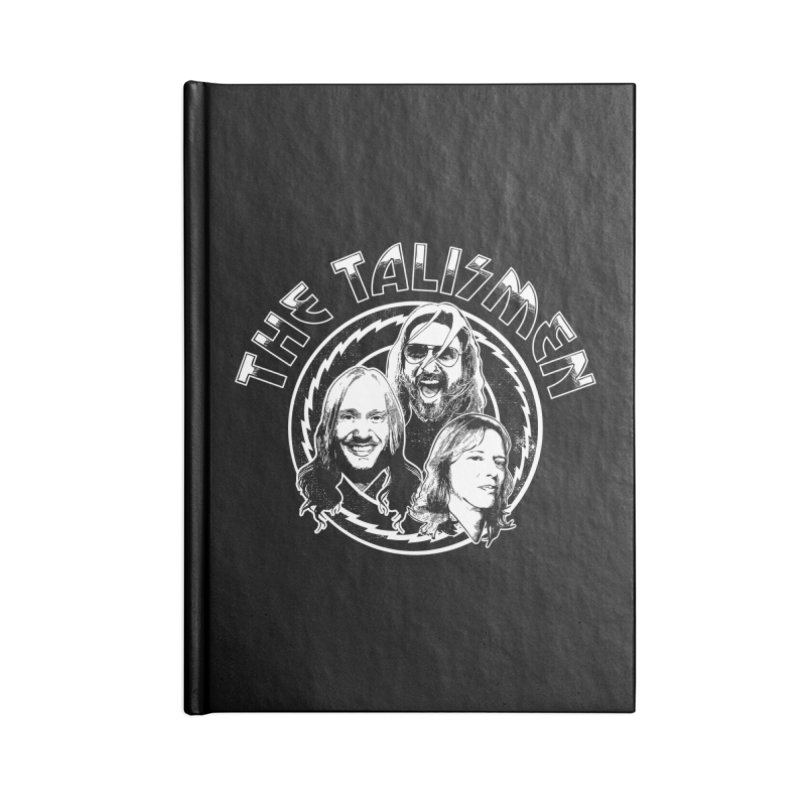 The Talismen Accessories Notebook by Klick Tee Shop