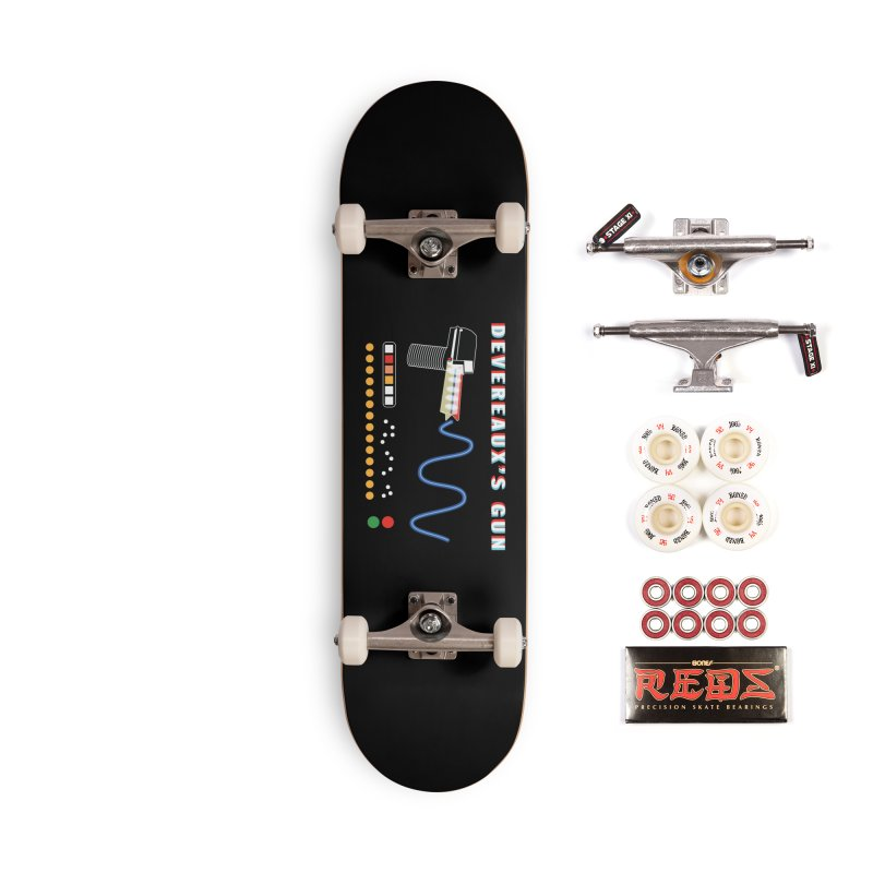 Devereaux's Gun Accessories Complete - Pro Skateboard by Klick Tee Shop