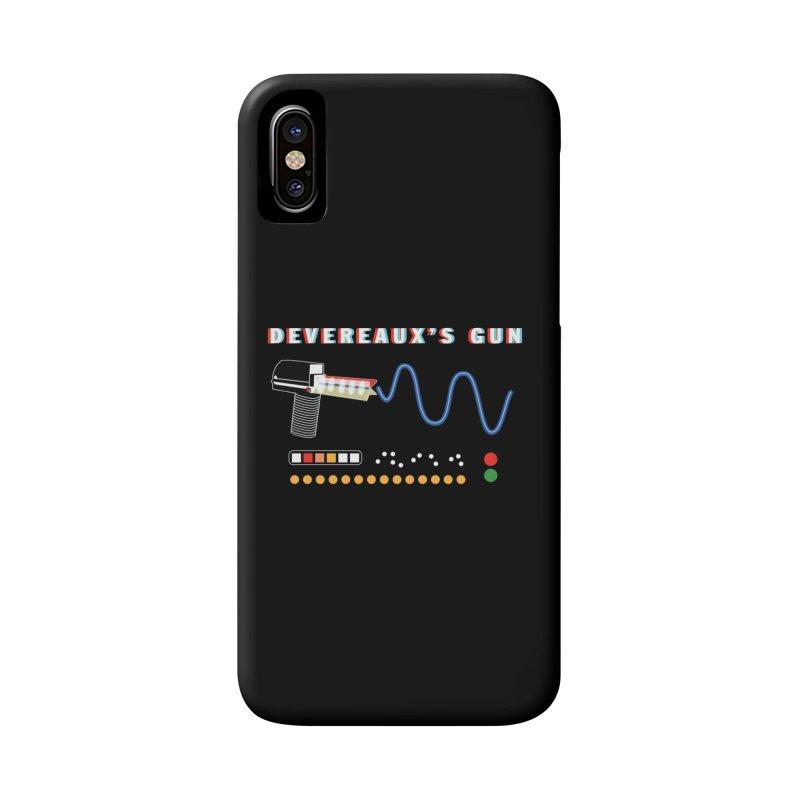 Devereaux's Gun Accessories Phone Case by Klick Tee Shop