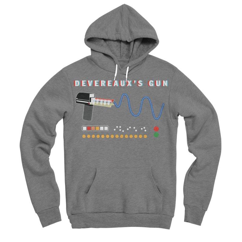 Devereaux's Gun Women's Sponge Fleece Pullover Hoody by Klick Tee Shop
