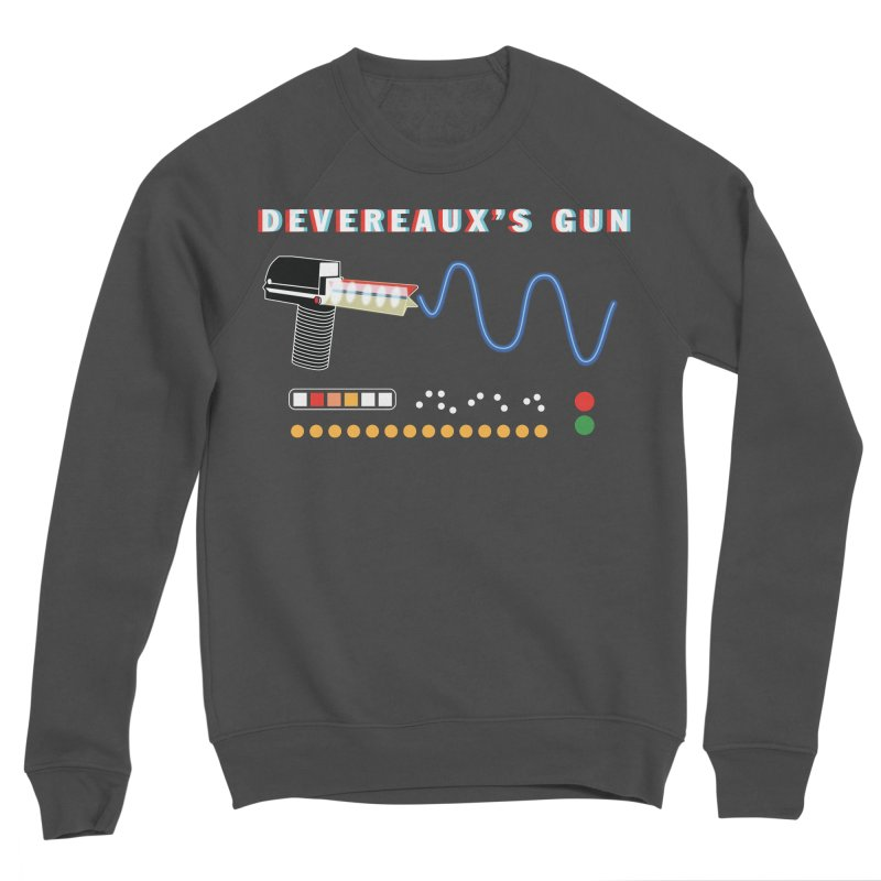 Devereaux's Gun Women's Sponge Fleece Sweatshirt by Klick Tee Shop
