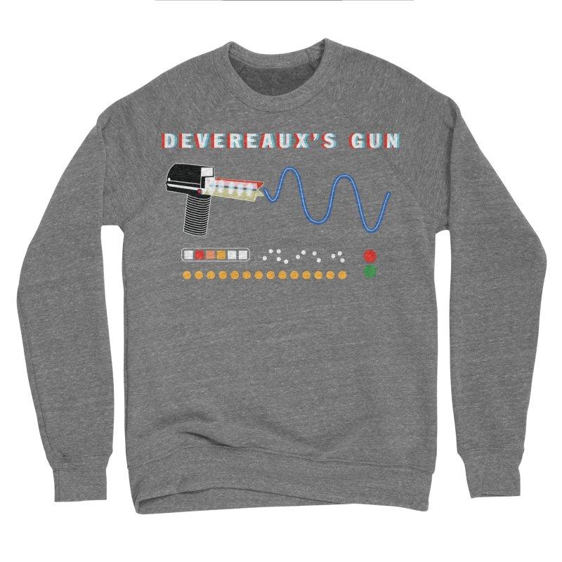 Devereaux's Gun Women's Sponge Fleece Sweatshirt by Klick Tee Shop
