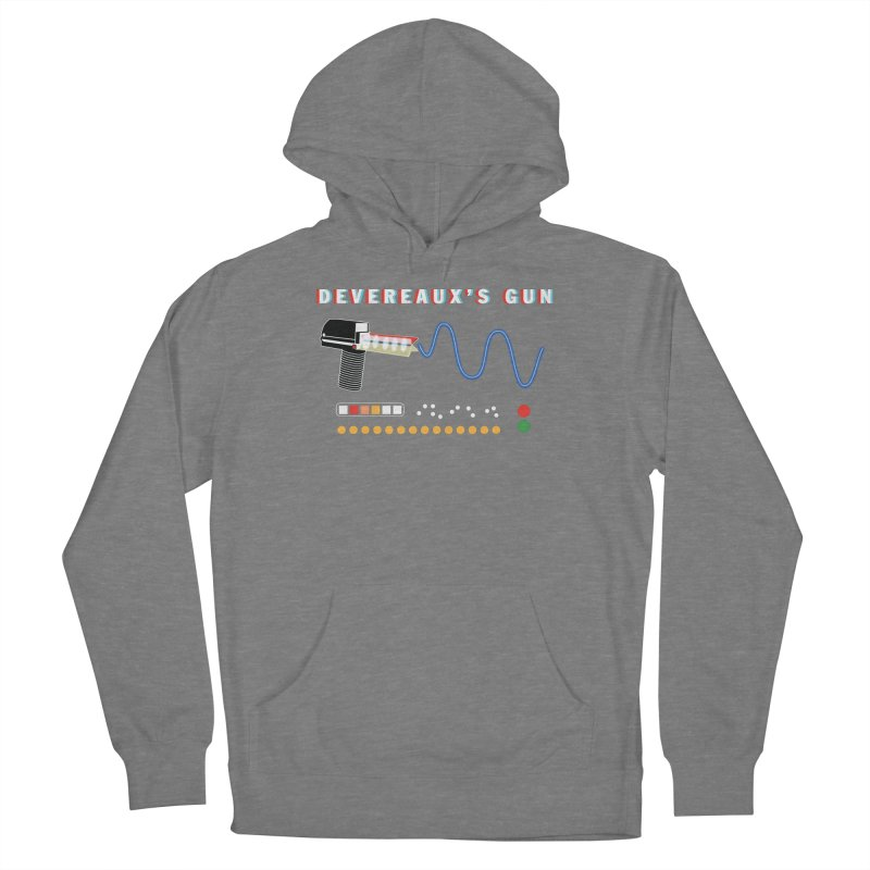 Devereaux's Gun Women's Pullover Hoody by Klick Tee Shop