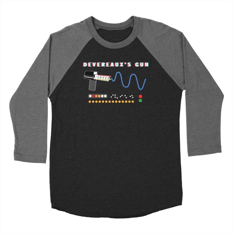 Devereaux's Gun Men's Longsleeve T-Shirt by Klick Tee Shop
