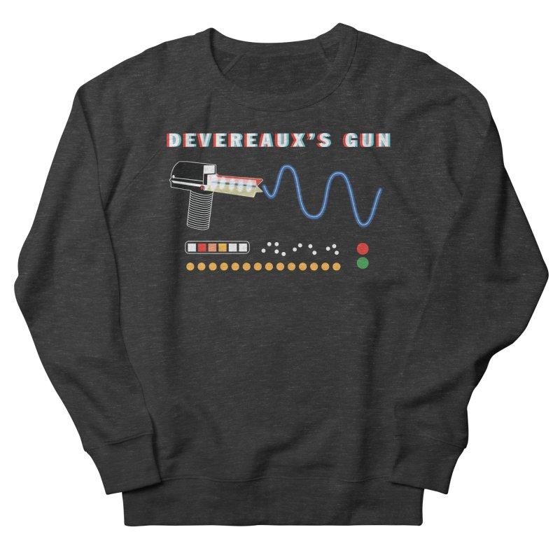Devereaux's Gun Women's Sweatshirt by Klick Tee Shop