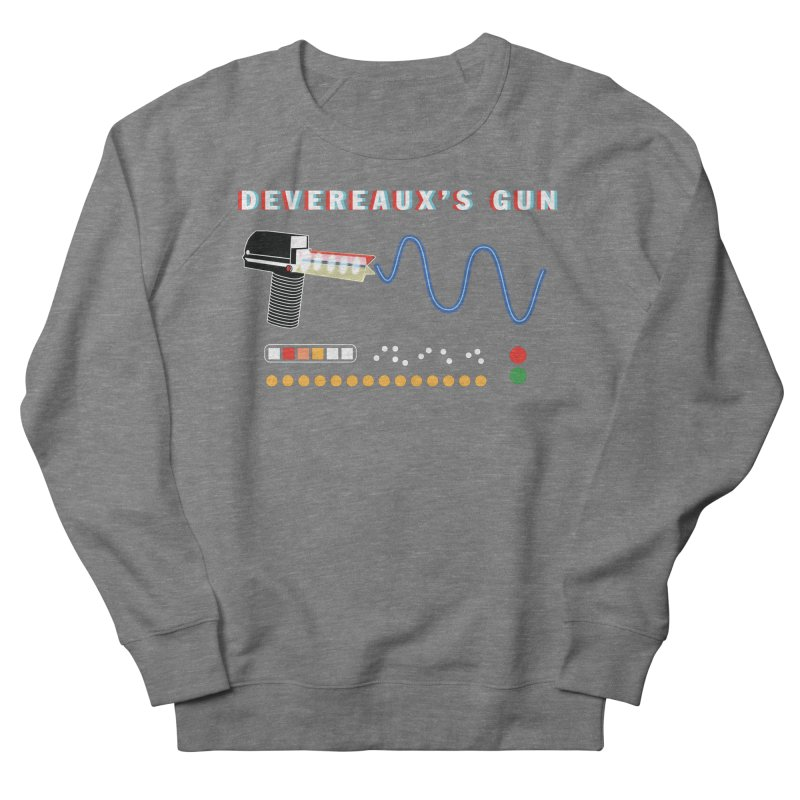 Devereaux's Gun Women's French Terry Sweatshirt by Klick Tee Shop