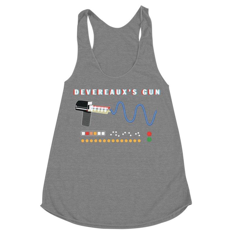 Devereaux's Gun Women's Tank by Klick Tee Shop