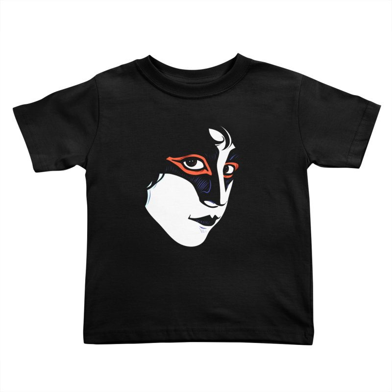 Eric Carr - Icon Kids Toddler T-Shirt by Klick Tee Shop
