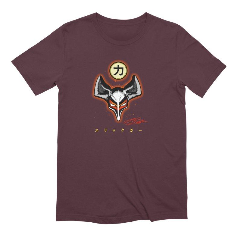 Eric Carr - The Fox Belt Men's Extra Soft T-Shirt by Klick Tee Shop