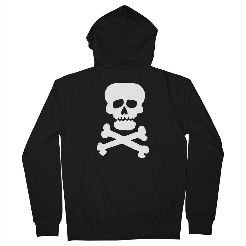 KISS Gene Simmons Demon Skull Women's Zip-Up Hoody by Klick Tee Shop