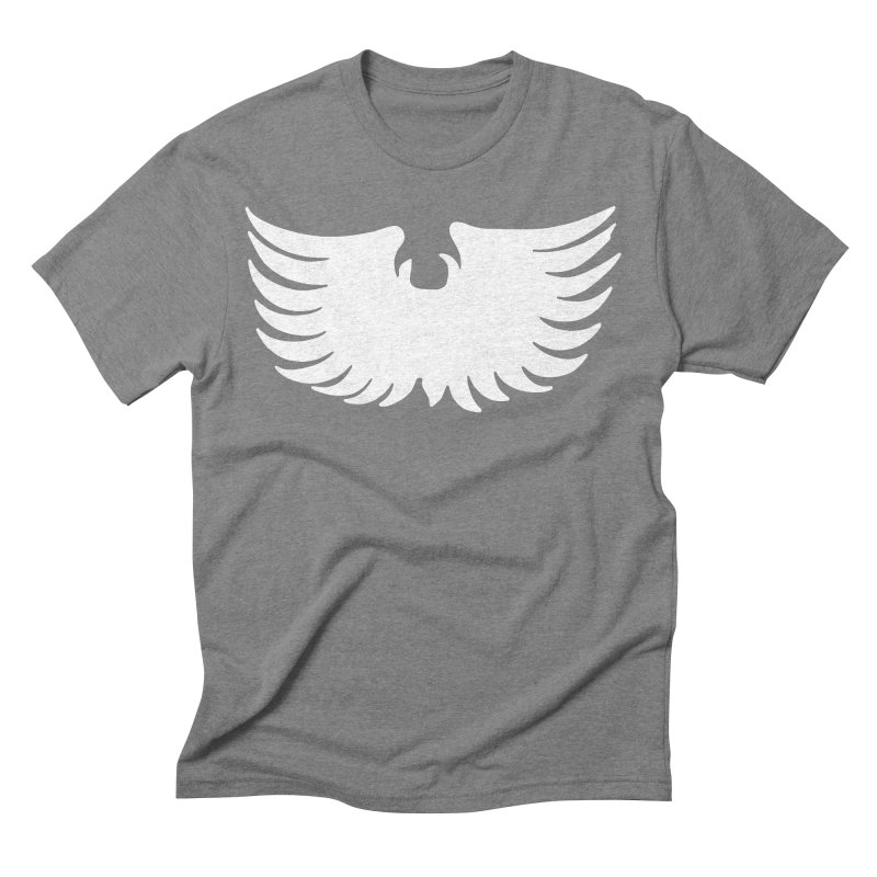 KISS Ace Frehley Eagle Wings Men's T-Shirt by Klick Tee Shop