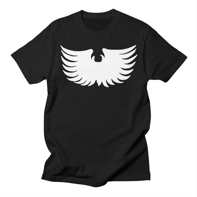 Metal Eagle Men's T-Shirt by Klick Tee Shop