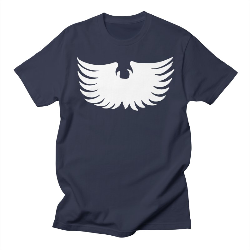 Metal Eagle Men's T-Shirt by Klick Tee Shop