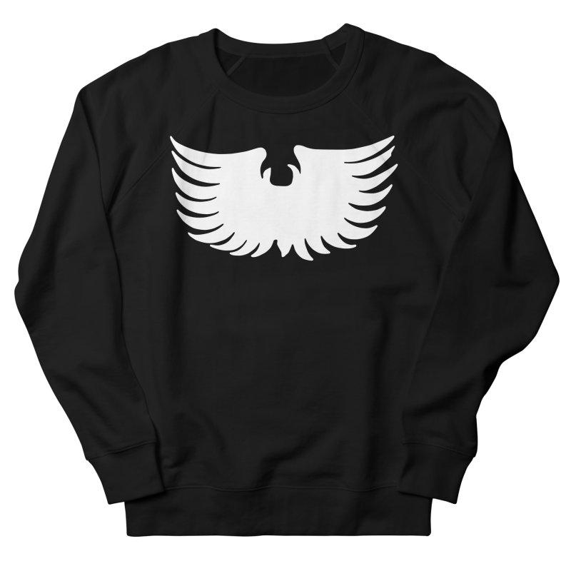 Metal Eagle Men's Sweatshirt by Klick Tee Shop