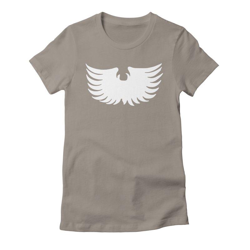 Metal Eagle Women's T-Shirt by Klick Tee Shop