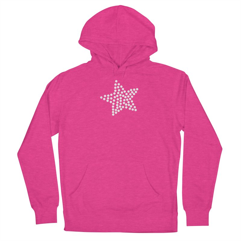 Rock Star Men's French Terry Pullover Hoody by Klick Tee Shop