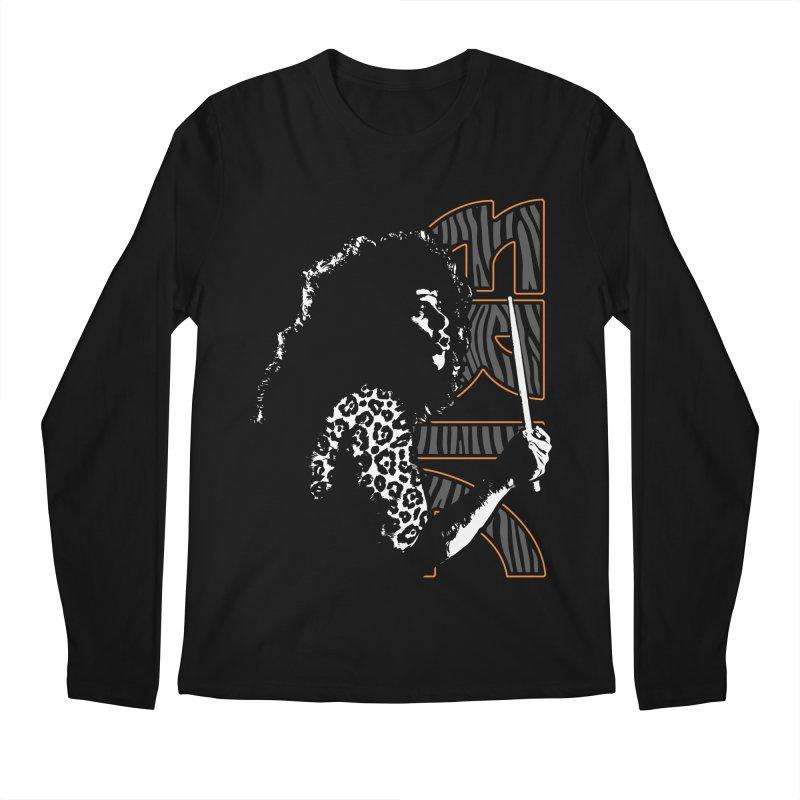 KISS Eric Carr The Hunter Men's Longsleeve T-Shirt by Klick Tee Shop