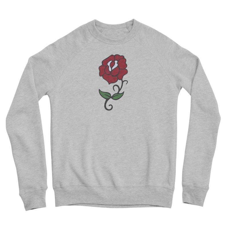 KISS Paul Stanley 'Rose' Women's Sweatshirt by Klick Tee Shop
