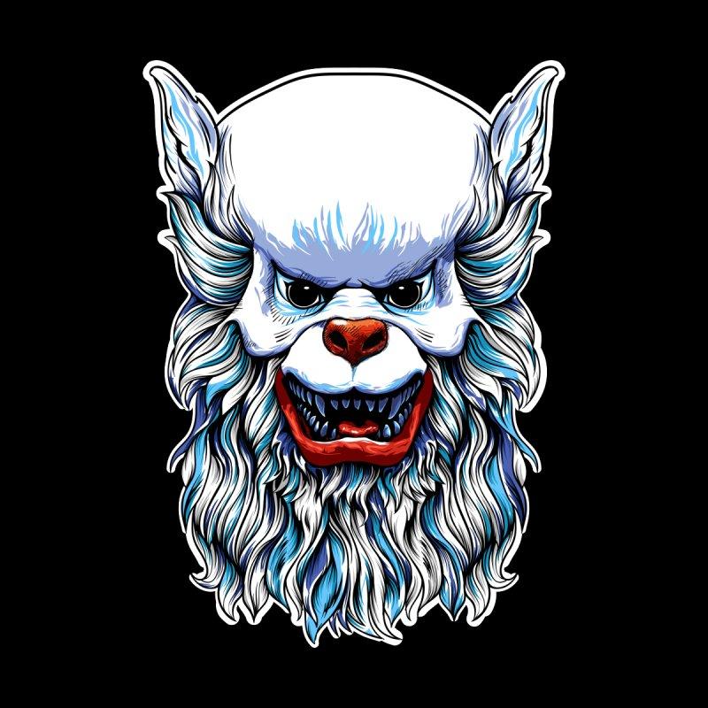 Mr. Wolfman - Phantom of the Park Women's Sweatshirt by Klick Tee Shop