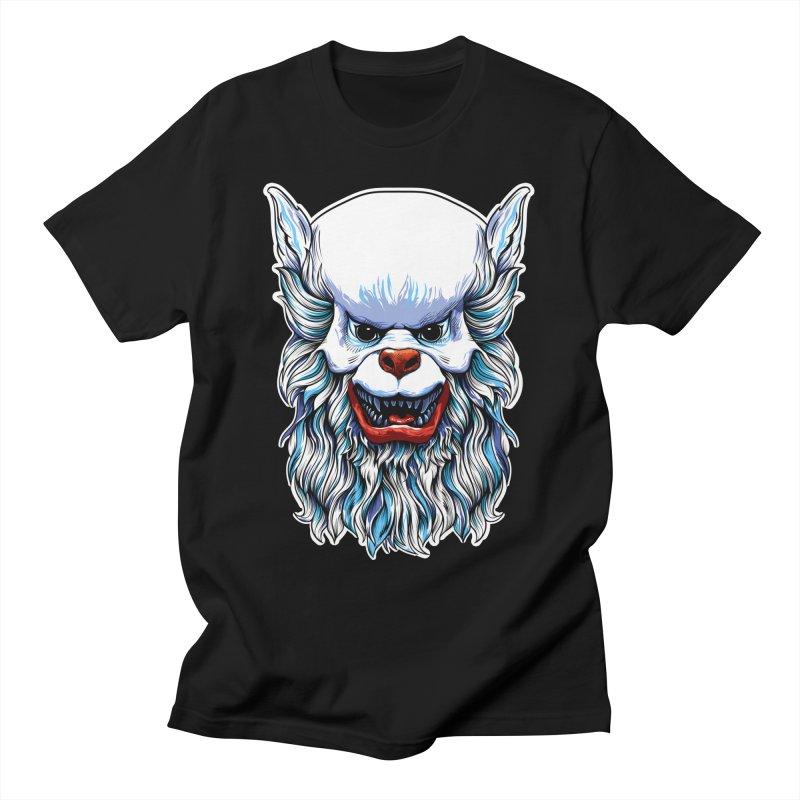 Mr. Wolfman - Phantom of the Park Men's T-Shirt by Klick Tee Shop