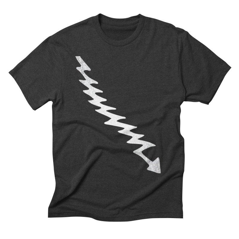 KISS Elder Lightning Bolt Men's T-Shirt by Klick Tee Shop