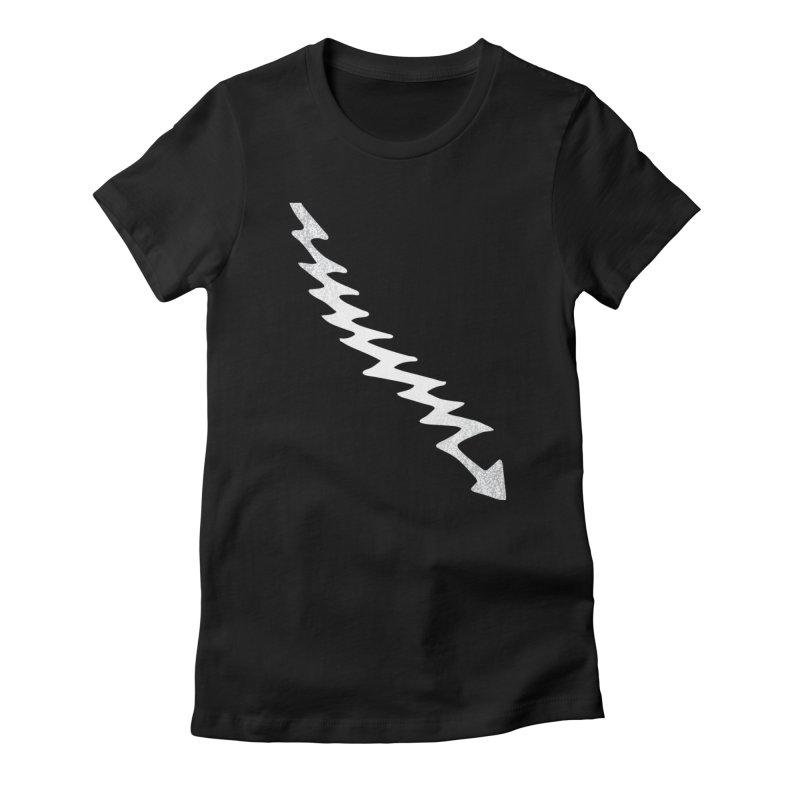 KISS Elder Lightning Bolt Women's T-Shirt by Klick Tee Shop