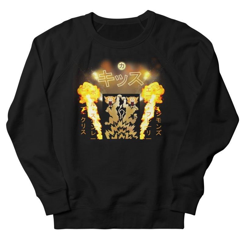 KISS Love Gun Riser Men's Sweatshirt by Klick Tee Shop