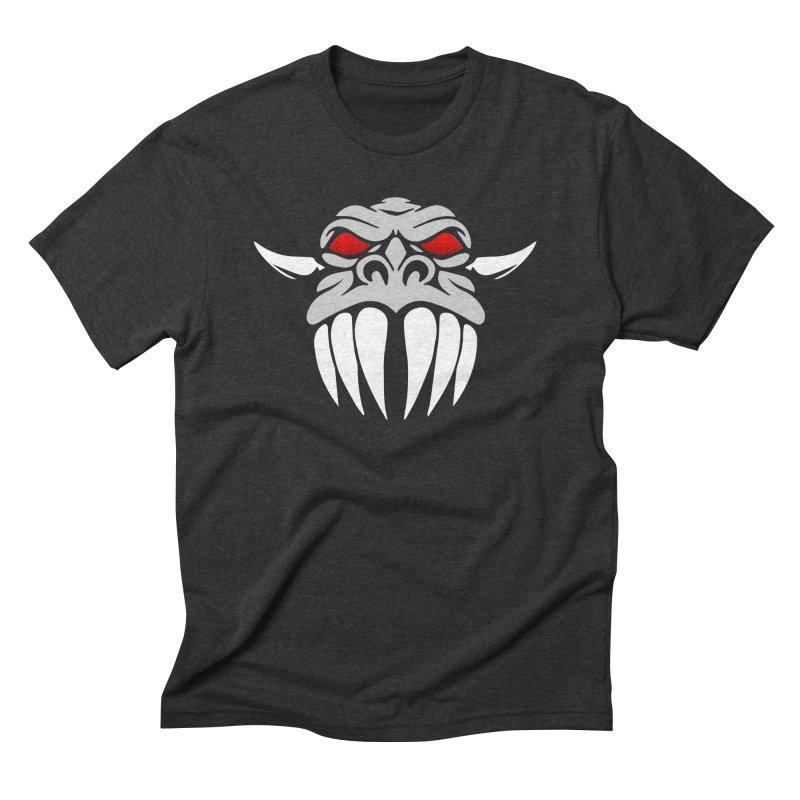 KISS Dragon Face Men's T-Shirt by Klick Tee Shop