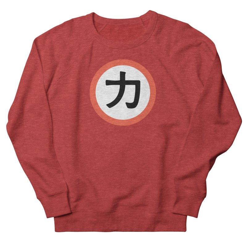 Chikara Women's Sweatshirt by Klick Tee Shop