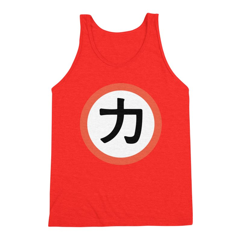 Chikara Men's Tank by Klick Tee Shop