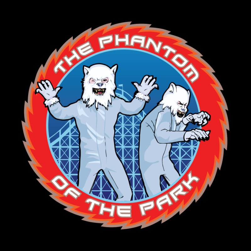 KISS The Phantom of the Park Accessories Sticker by Klick Tee Shop