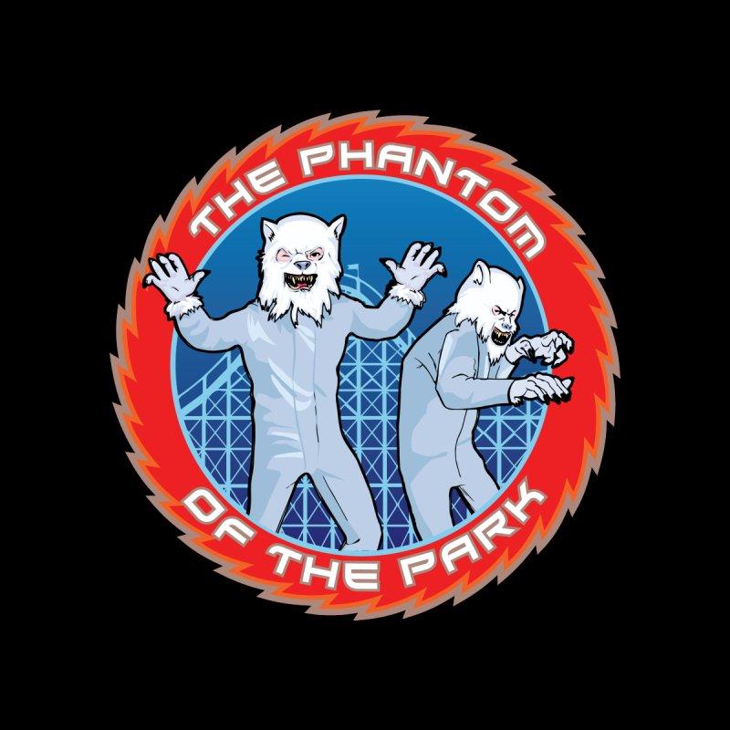 KISS The Phantom of the Park Men's Longsleeve T-Shirt by Klick Tee Shop