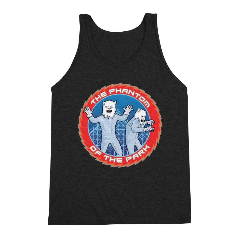 The Phantom of the Park Men's Tank by Klick Tee Shop