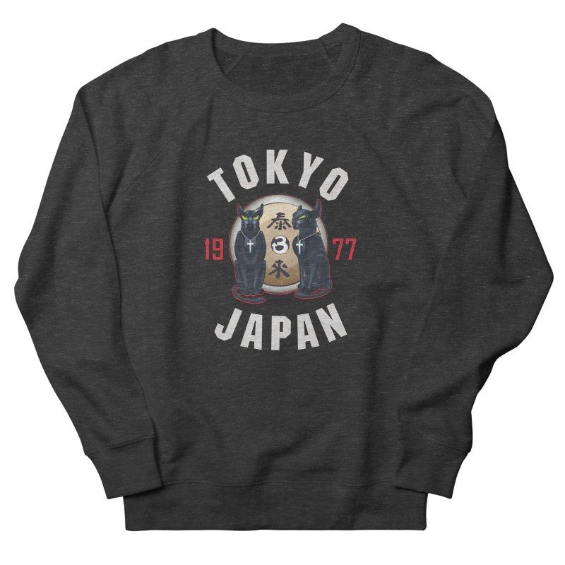 Tom & Jerry Tokyo '77 Women's French Terry Sweatshirt by Klick Tee Shop