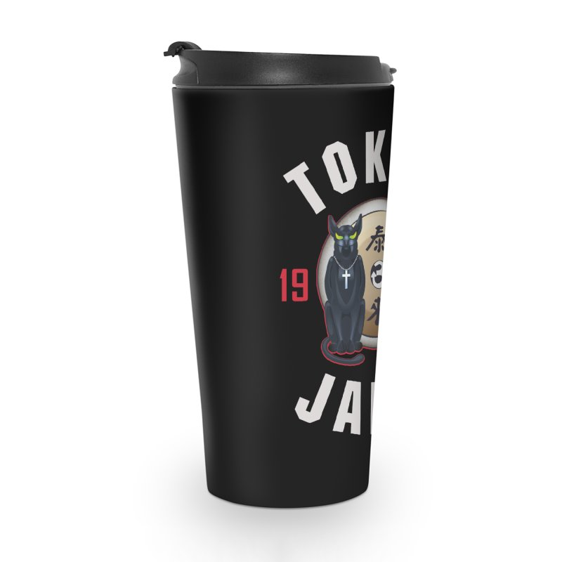 Tom & Jerry Tokyo '77 Accessories Mug by Klick Tee Shop