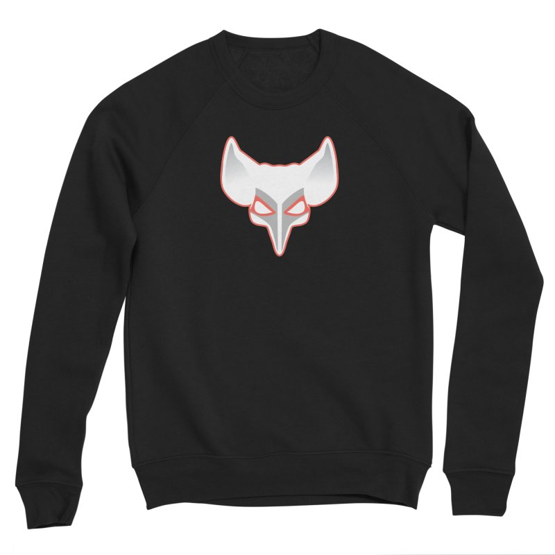 The Fox Women's Sponge Fleece Sweatshirt by Klick Tee Shop